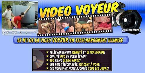 Video voyeur